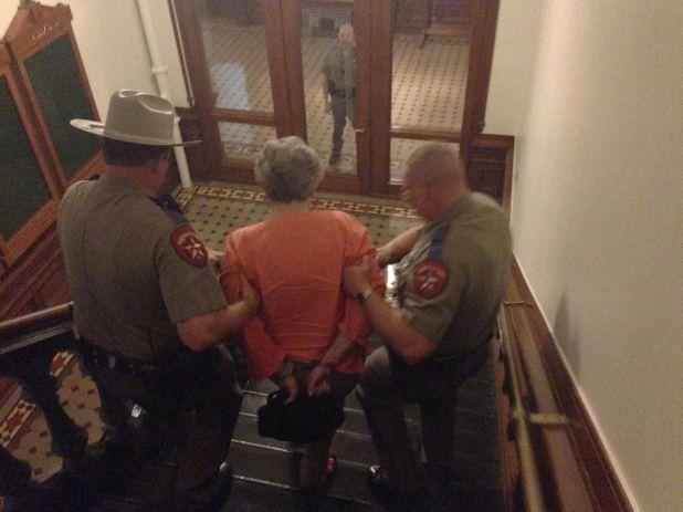 woman arrested davis