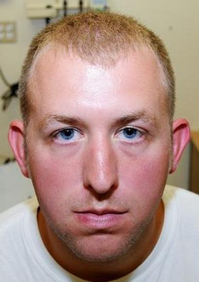 killer cop wilson : no injuries